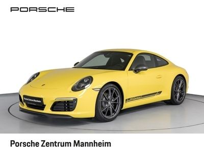 gebraucht Porsche 911 Carrera 991T Coupe LED Bose SD Navi Spurw.