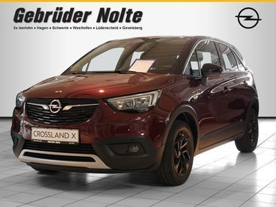 gebraucht Opel Crossland X 1.2 Turbo Innovation KLIMA PDC NAVI