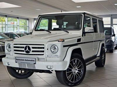 gebraucht Mercedes G350 BlueTEC. lang STANDHEIZUNG