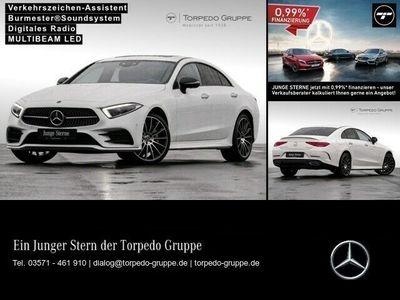 gebraucht Mercedes CLS400 d 4M Coupé AMG DYNAMIC.BODY.CONTR+COMAND