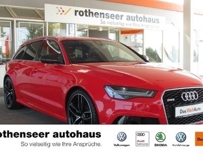 gebraucht Audi RS6 Avant Dynamic+ *RS-Abgas*LED*V-Max 305 km/h