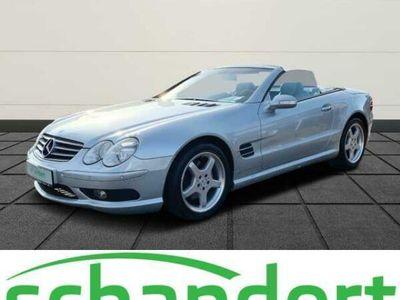 gebraucht Mercedes SL500 SL-Klasse V8 - Navi SHZ Tempomat Xenon uvm.
