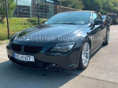 gebraucht BMW 645 Cabriolet Baureihe 6 645 CI