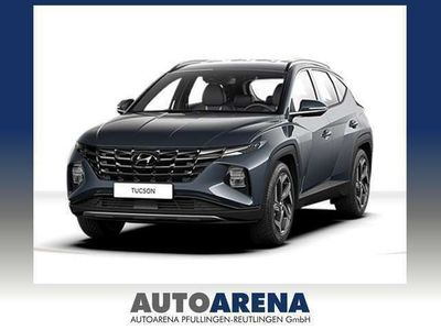 gebraucht Hyundai Tucson 1.6 CRDi Select LED*Navi*Sitzheizung*uvm