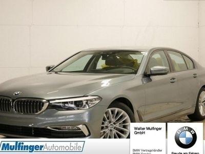 gebraucht BMW 520 dA xDr DrivAs Park