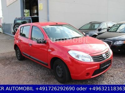 used Dacia Sandero Eco