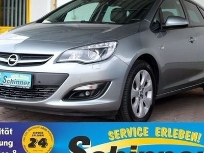 gebraucht Opel Astra 2.0 CDTI Automatik Style
