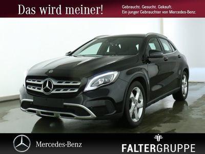 gebraucht Mercedes GLA250 URBAN 7G-DCT+LED+360*+NAVI+AMBIENTE Navi