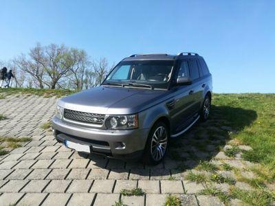 gebraucht Land Rover Range Rover Sport TDV6 HSE AM, Navi,TV.