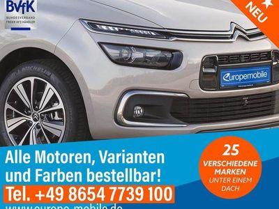 gebraucht Citroën C4 SpaceTourer GrandFeel 1.2 PureTech 130 Euro6d-Temp (D4)