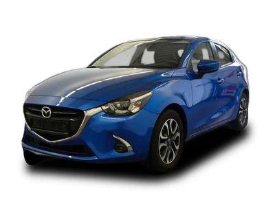 gebraucht Mazda 2 SKYACTIV-G 115 (i-ELOOP) Sports-Line,Navi,LED