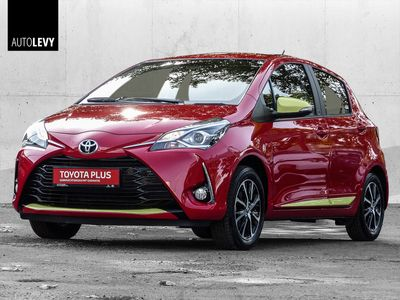 gebraucht Toyota Yaris Dual-VVT-iE 1.5 6-Gang Team D