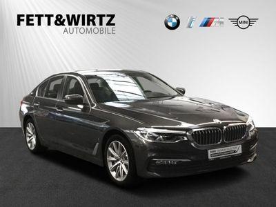 gebraucht BMW 530 e iPerf. Sports. TV NaviPr. HUD Display-Key