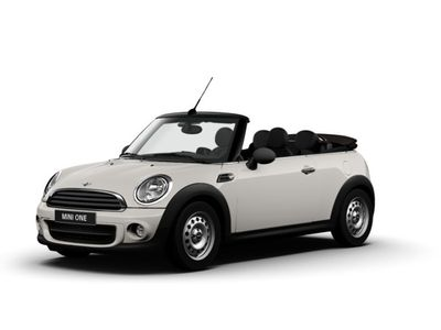 used Mini One Cabriolet One Cabrio