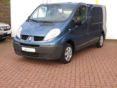gebraucht Renault Trafic Kasten 2.0dCi 90 Euro4 L1H1 2,7t