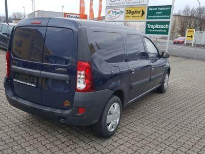 gebraucht Dacia Logan Express 38000tzkm.TÜV und AU NEU EURO 5