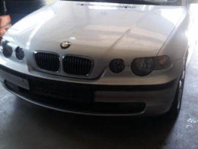 gebraucht BMW 316 Compact ti (E46)