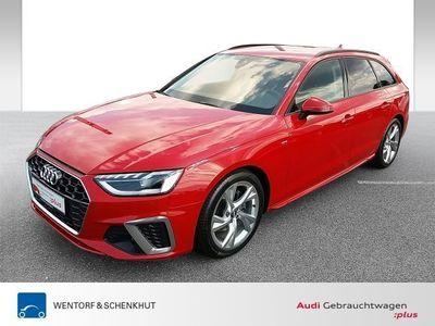 gebraucht Audi A4 Avant 35 TDI S tronic S line Tour Business LED Navi+