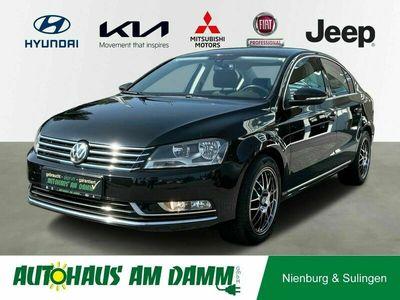 gebraucht VW Passat Lim. Highline BlueMotion / AHK / RFK