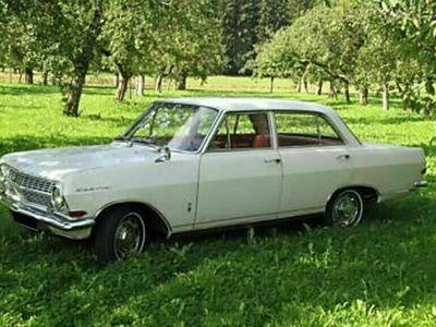 gebraucht Opel Rekord A 1,7 mit H-Zulassung
