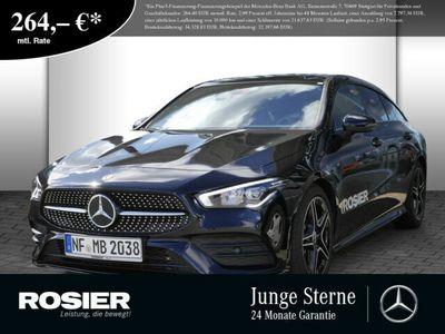 gebraucht Mercedes CLA200 Shooting Brake AMG Line Pano Navi Kamera Soumds. Pan