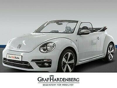 gebraucht VW Beetle Cabrio 2.0 TDI DSG Karmann Navi Einpark