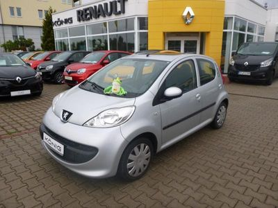 gebraucht Peugeot 107 1,0 Filou 70