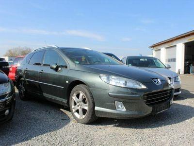 gebraucht Peugeot 407 Platinum - Navi - Panorama - Alufelgen - Leder