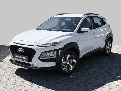 gebraucht Hyundai Kona Advantage + Hybrid 2WD KLIMA / DSG / NAVI / KAMERA / DAB