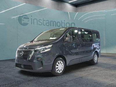 gebraucht Nissan NV300 NV300KOMBI 20 DCI N-CONNECTA 9-SITZER L1H1 NAV