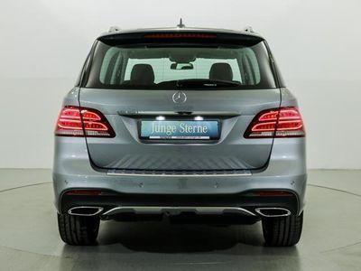 gebraucht Mercedes GLE350 d 4MATIC