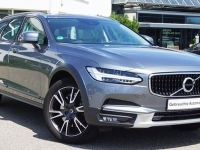 gebraucht Volvo V90 CC T5 AWD Pro Geartronic Panorama HeadUp