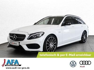gebraucht Mercedes C43 AMG AMG T 4 Matic G-Tronic Standhzg*Sport-Auspuff*19Zoll*LED