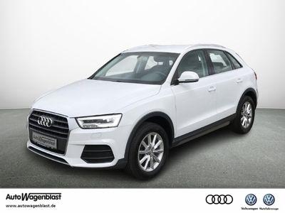 gebraucht Audi Q3 Design 1.4 TFSI s-tronic LED+NAVI+PDC+SHZ