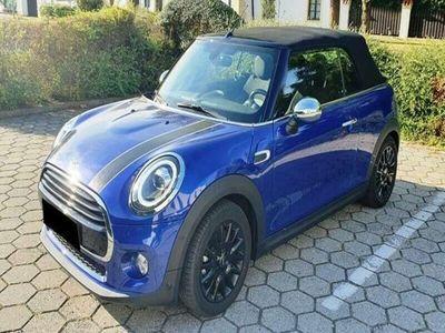 gebraucht Mini Cooper D Cabriolet Aut.