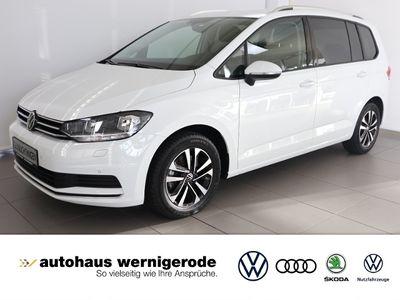 gebraucht VW Touran 1.5 TSI United *DSG *Navi *ACC *7-Sitzer KLIMA ALU -
