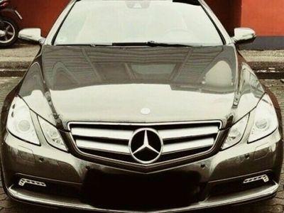 gebraucht Mercedes 350 Mercedes E - CoupéCGI