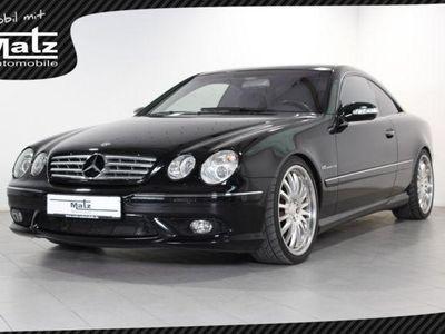 """gebraucht Mercedes CL55 AMG AMG*Carlsson 20""""*Servoschliessung*Alcantara"""