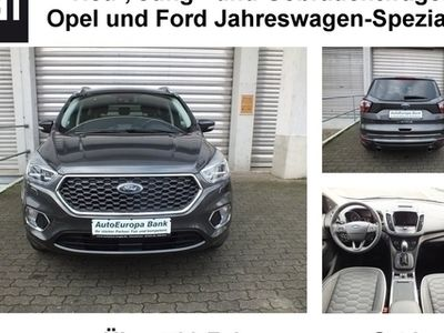 gebraucht Ford Kuga 1.5 EcoBoost Vignale At Navi Pano R/Cam Euro 6d-Temp