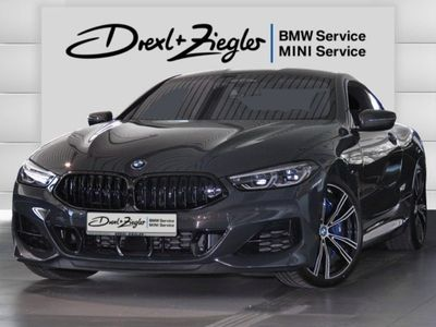 gebraucht BMW M850 xDrive Coupe CarbonExt Laser NightVision B&W