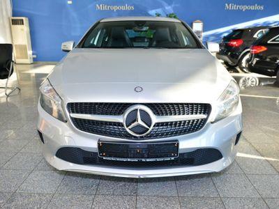 gebraucht Mercedes A180 d 7G-DCT Urban*Navi*PDC*Leder*MFL*17 Zoll