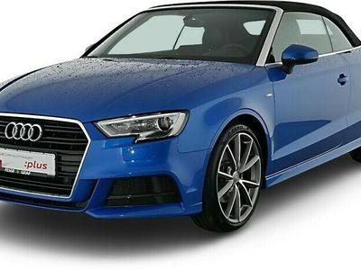 gebraucht Audi A3 Cabriolet A3 2.0TFSI qu.S tro 2x S Line NaviLed