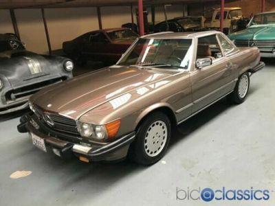 używany Mercedes 560 Mercedes SL(umfangreiche Service-Historie)