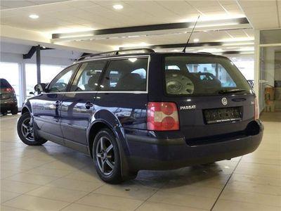 gebraucht VW Passat Variant 2.0 - Klimaa.- SHZ - Alufelgen
