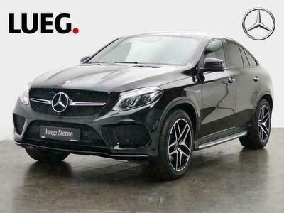 gebraucht Mercedes GLE43 AMG AMG 4M Coupé Navi+LED+Airm+21+AHK+H&K+360