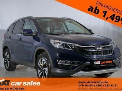 käytetty Honda CR-V 1.6 i-DTEC 4WD Executive|Leder|Navi|Xenon