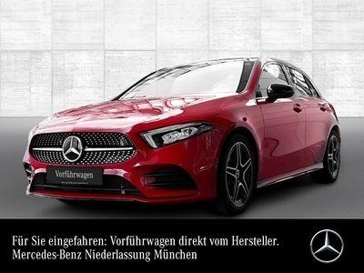 gebraucht Mercedes A200 AMG LED Night Kamera PTS Sitzh Sitzkomfort