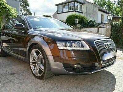 gebraucht Audi A6 Allroad 3.0TDI (DPF) quattro tiptronic als Kombi in Wandlitz