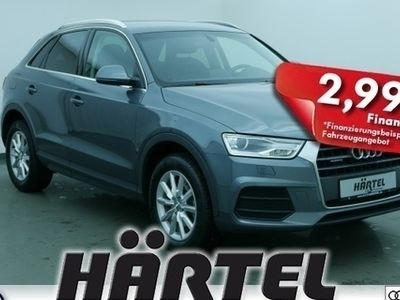 gebraucht Audi Q3 Quattro 2.0 TDI S tronic (EURO6, Allrad Navi Xe (X