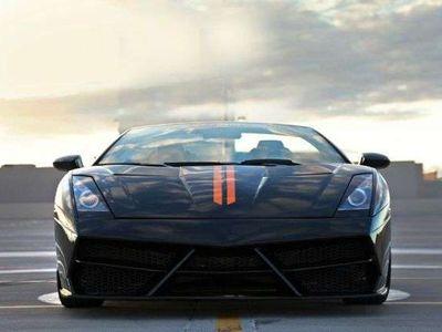 gebraucht Lamborghini Gallardo Spyder E-Gear Prior Design